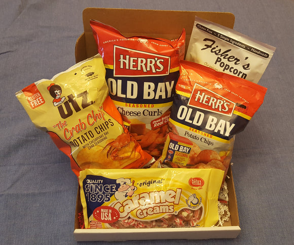 Bmore Snack Pack - Chesapeake Gift Box Co