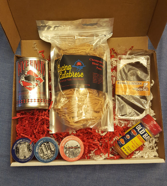CHARM CITY ITALIAN Dinner - Chesapeake Gift Box Co