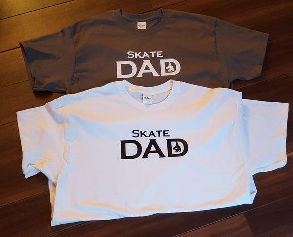 Figure Skater Dad T Shirt
