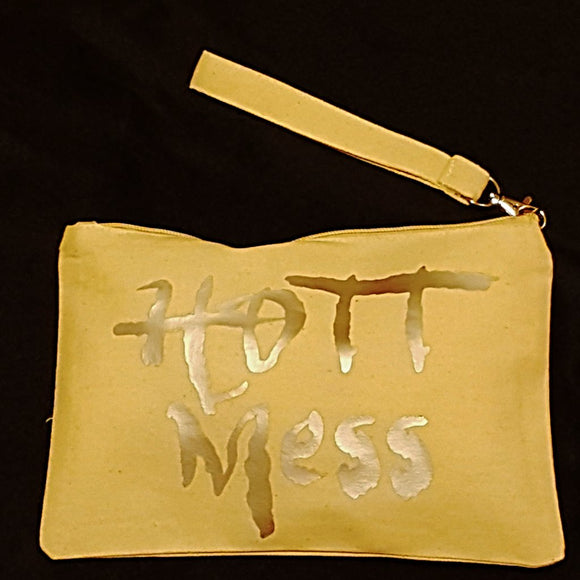 Hot Mess - Make up bag