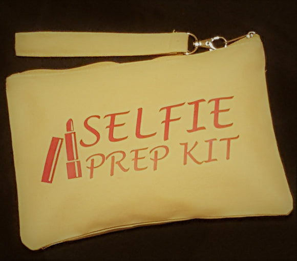 Selfie Prep Kit -  Make up bag