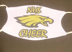 NHS Cheer Facecover