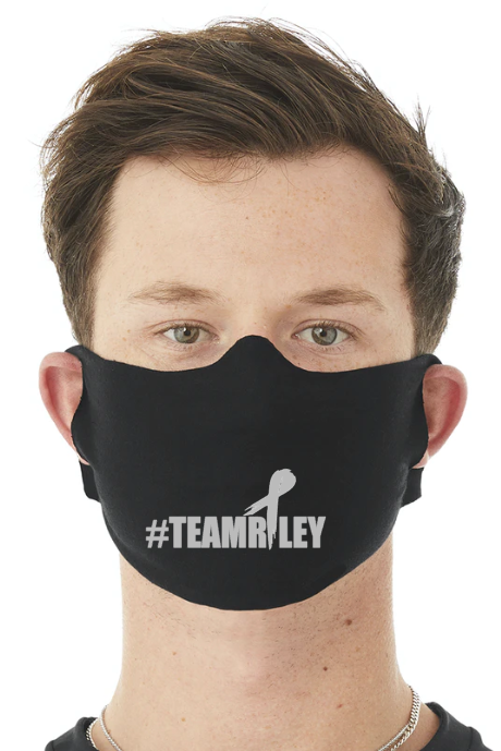 Support Team Riley 2020 Facemasks