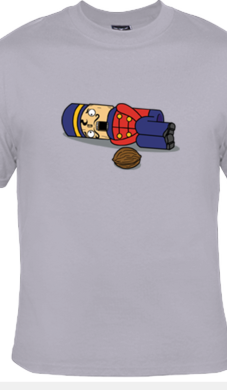 HURT NUTCRACKER! - TSHIRT