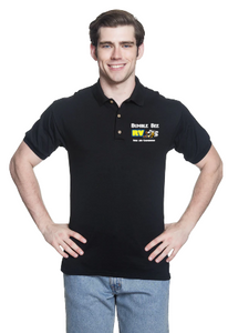 Bumble Bee Polo - Black