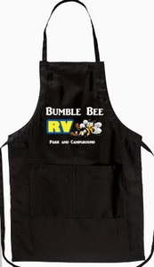 Bumble Bee Two Pocket Apron