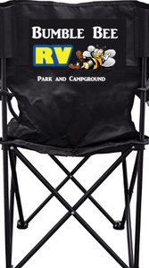 Bumble Bee Folding Camping Chair