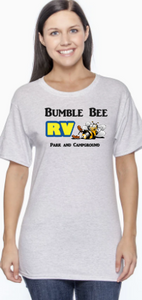 Bumble Bee T Shirt - Short Sleeve - 100% Cotton
