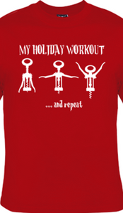Holiday Workout - TSHIRT