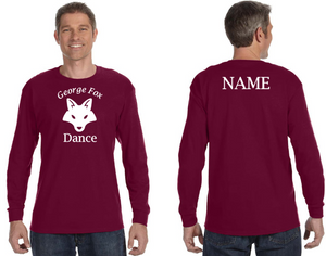 Adopt A Fox Long Sleeve T Shirt