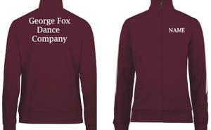 GFMS Dance Warm Up Jacket