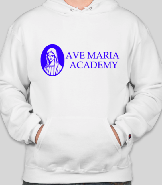 AVE MARIA ACADEMY - SWEAT SHIRT (MULTIPLE STYLES / COLOR)