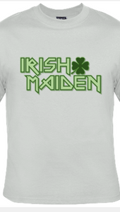 Irish Maiden - T Shirt