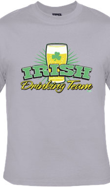 Irish Drinking Team - T Shirt