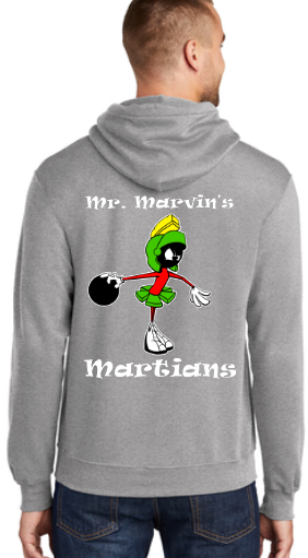 Mr. Marvin's Martins - Hoodie Sweatshirt