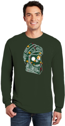 Adopt A Knight - National Art Honor Society Long Sleeve T Shirt