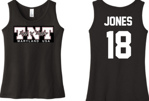 TNT - Youth Tank Top Shirt