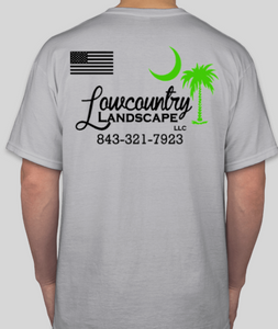Lowcountry Landscape T Shirt (Dri Fit)