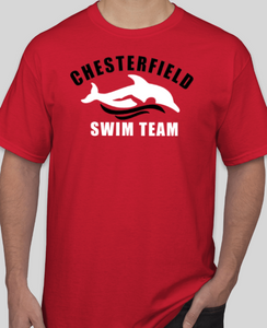 Chesterfield Swim Team Shirts (Cotton / Performance)