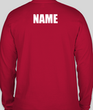 Chesterfield Swim Team Long Sleeve Shirts
