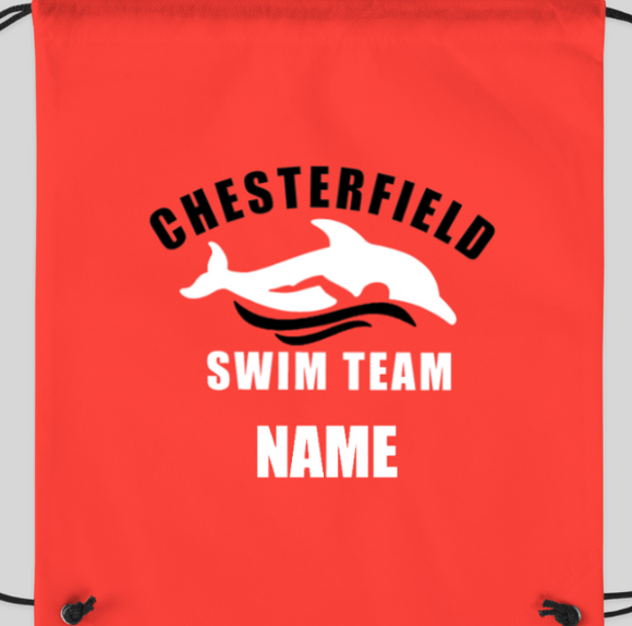 Chesterfield Swim Team Swim Bags
