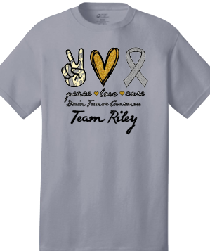 Support Team Riley 2021 T Shirt