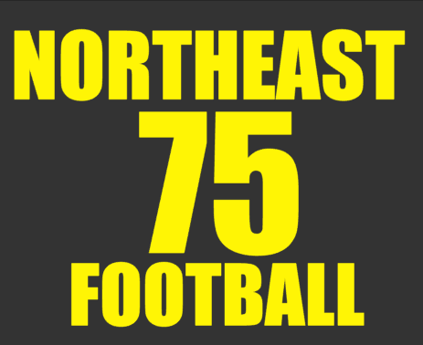 Northeast Football - Player Car Decal