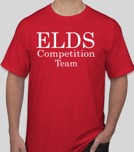 ELDS Competition Team T Shirt