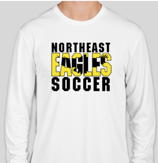 2019 NE Soccer Long Sleeve Warm Up Shirt