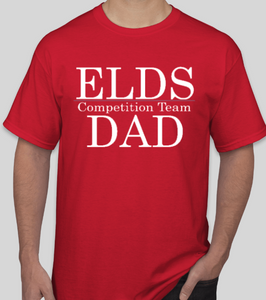 ELDS Competition DAD Team T Shirt