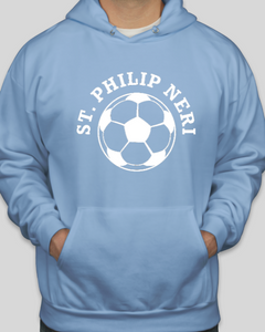 2019 SPN Soccer Hoodie - Rec Team Colors available