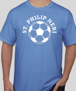 2019 SPN Soccer T Shirt - Rec Team Colors available