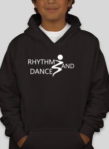 Rhythm and Dance Black Studio Sweatshirt