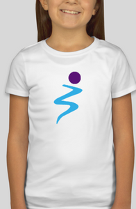 Rhythm and Dance Logo Studio Short Sleeve Shirt