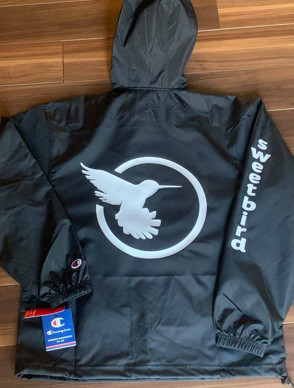 Sweetbird Warmup Windbreaker