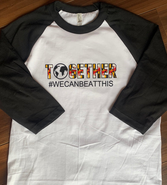 TOGETHER SHIRT - Feeding Covid-19 Frontline Workers
