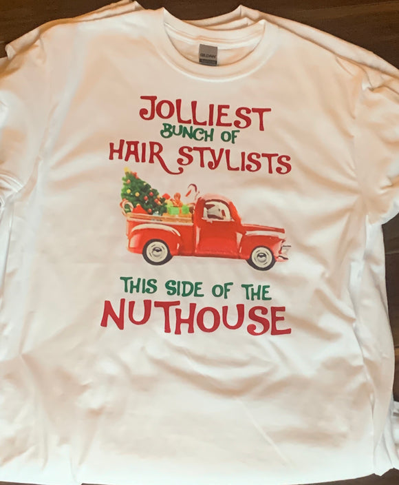 Nuthouse shirts