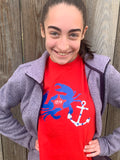 CGB - Crab & Anchor Fort McHenry shirt