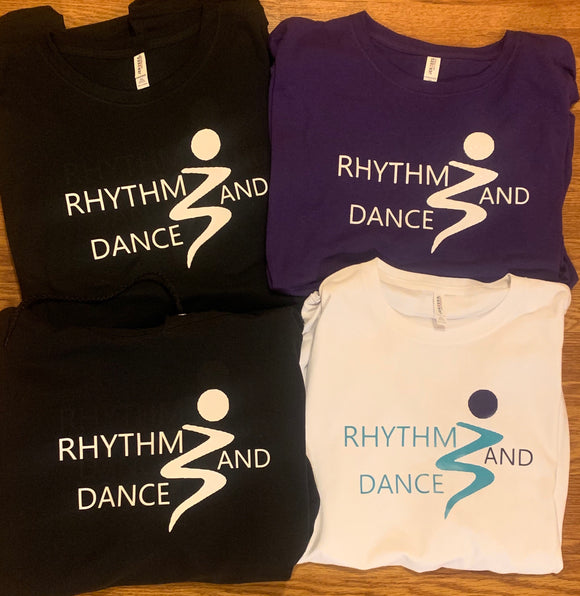 Rhythm and Dance Shirt order