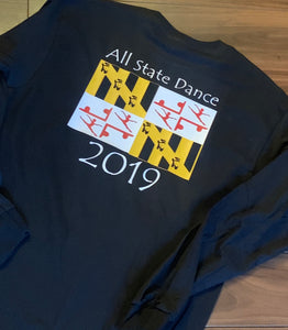 All State Dance Merch