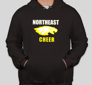 Northeast Cheerleading Sweatshirt