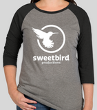 Sweetbird Ladies Baseball Shirt