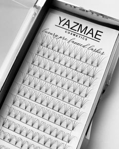 Russian 4D Lashes - Yazmae Cosmetics