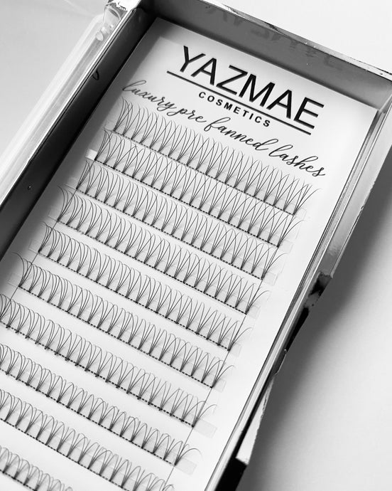 Russian 3D Lashes - Yazmae Cosmetics