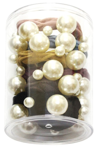 Hair Bands with Pearls
