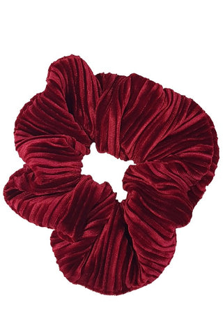 Oversized Velvet Scrunchie