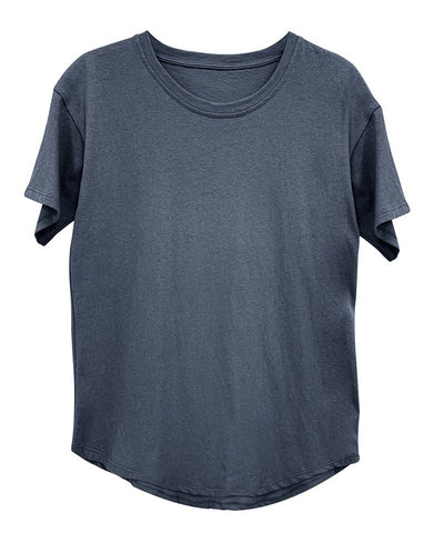 RECYCLED COTTON CLASSIC TOP