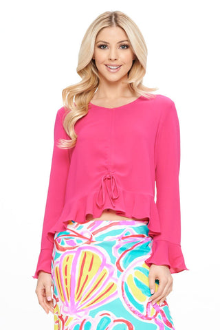 Daphne Ruched Top