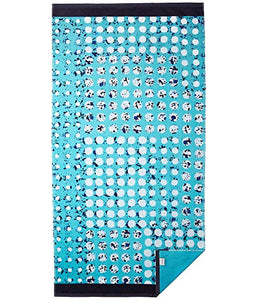 Splash Dot Beach Towel