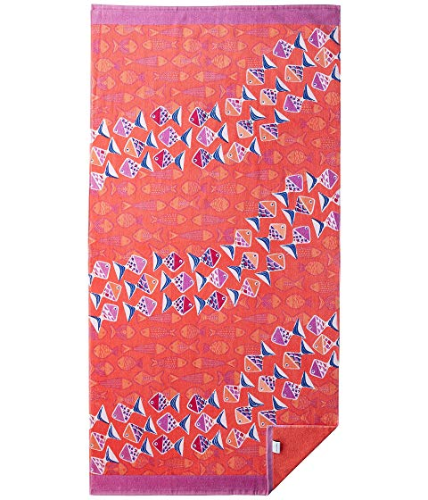 Go Fish Beach Towel